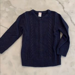 Boys bevy knit sweater. Sz S